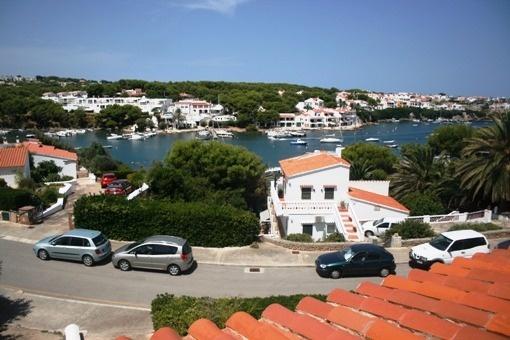 Atico con vistas espectaculares en Port den Addaia