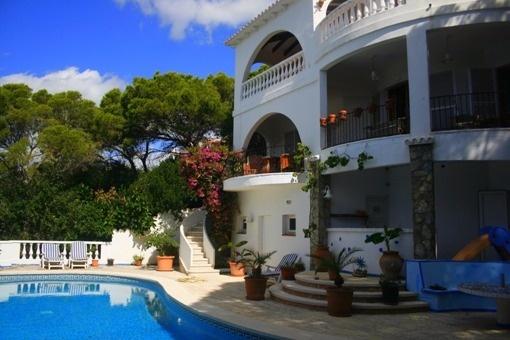 Villa en Son Bou