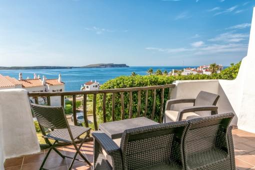 Villa en Playas de Fornells