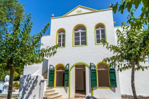 Casa señorial para reforma en Ciutadella