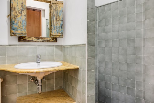 Uno de 4 baños únicos