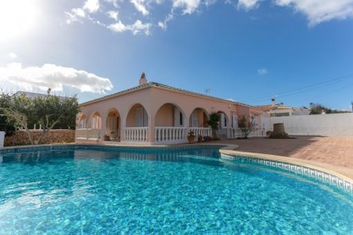 Villa en Punta Prima