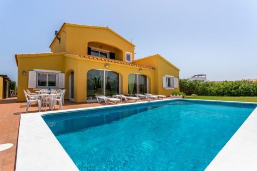 Villa en Punta Grossa