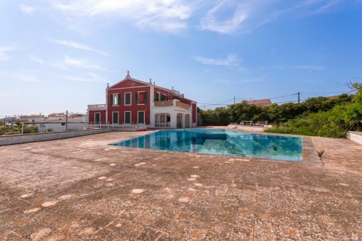 Villa en Es Castell