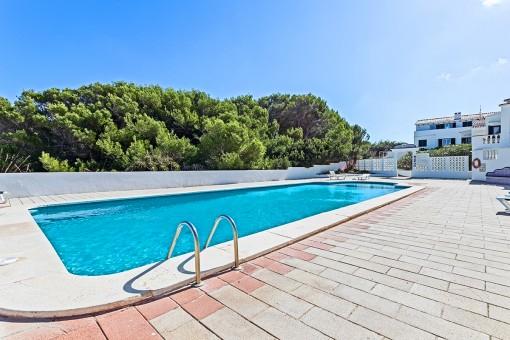 Villa en Arenal den Castell Playa