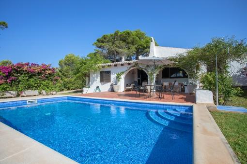 Villa en San Luis para vender