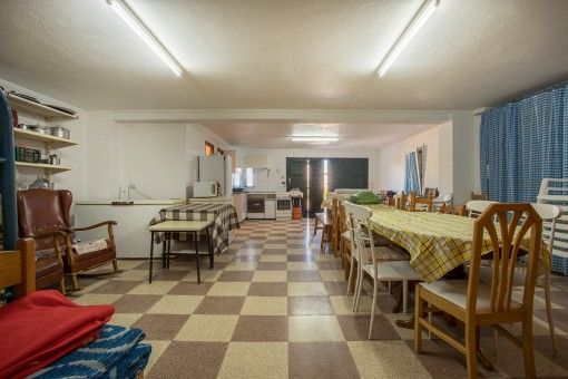 Garaje/ Apartamento